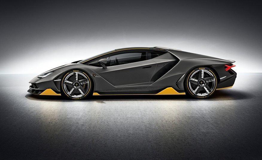 2017 Lamborghini Centenario LP770 4 204
