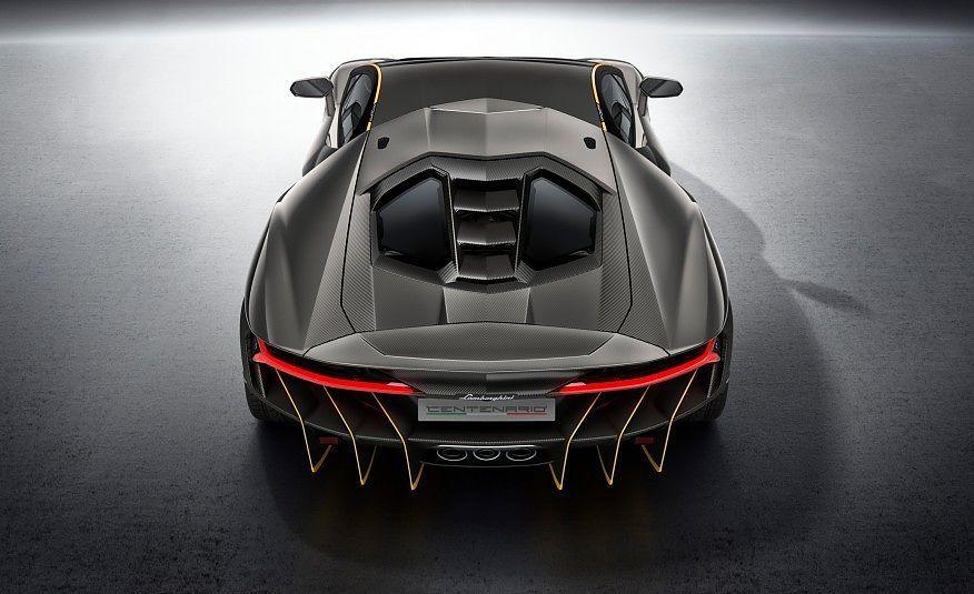 2017 Lamborghini Centenario LP770 4 206