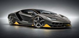 First Look: 2017 Lamborghini Centenario