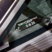 2017 Lamborghini Centenario Unit Designation