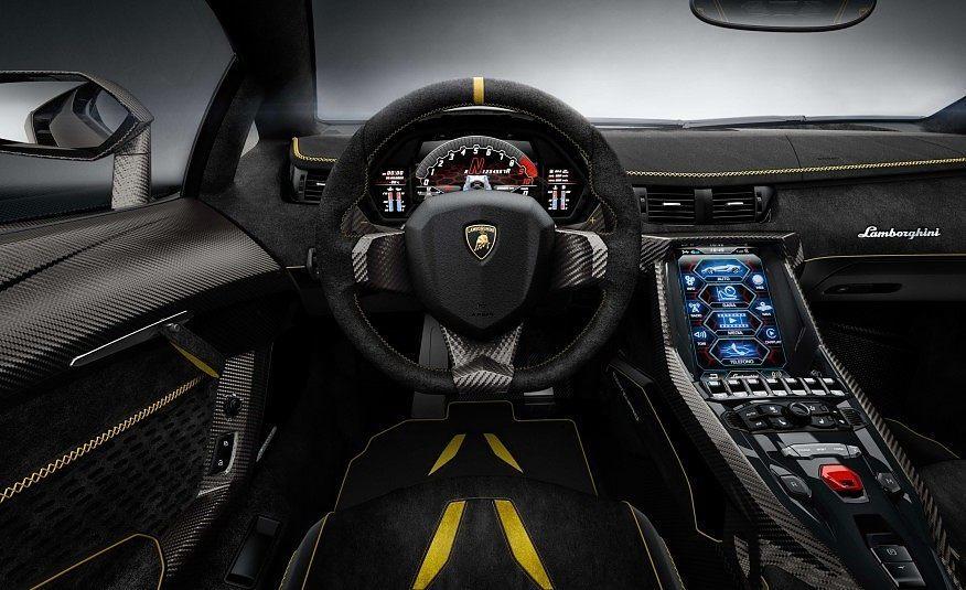 2017 Lamborghini Centenario LP770 4 211