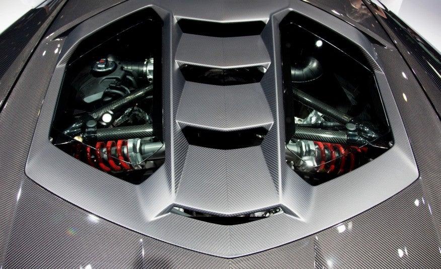 2017 Lamborghini Centenario LP770 4 212