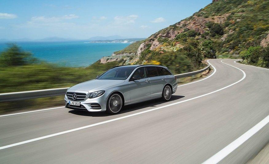 First look 2017 mercedes benz e400 4matic wagon for Mercedes benz e400 wagon