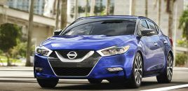 2017 Nissan Maxima Product & Performance Overview