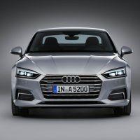 2017 Audi A5 Front Fascia