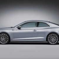 2017 Audi A5 Left Side Profile