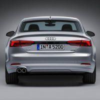 2017 Audi A5 Rear Fascia
