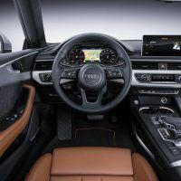 2017 Audi A5 Dashboard