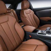 2017 Audi A5 Front Seats