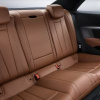 2017 Audi A5 Rear Seats