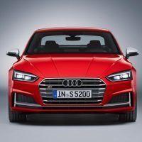 Audi S5 Front Fascia