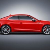Audi S5 Right Side Profile