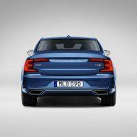 2018 Volvo S90 R-Design Rear Fascia