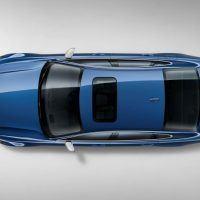 2018 Volvo S90 R-Design Overhead View
