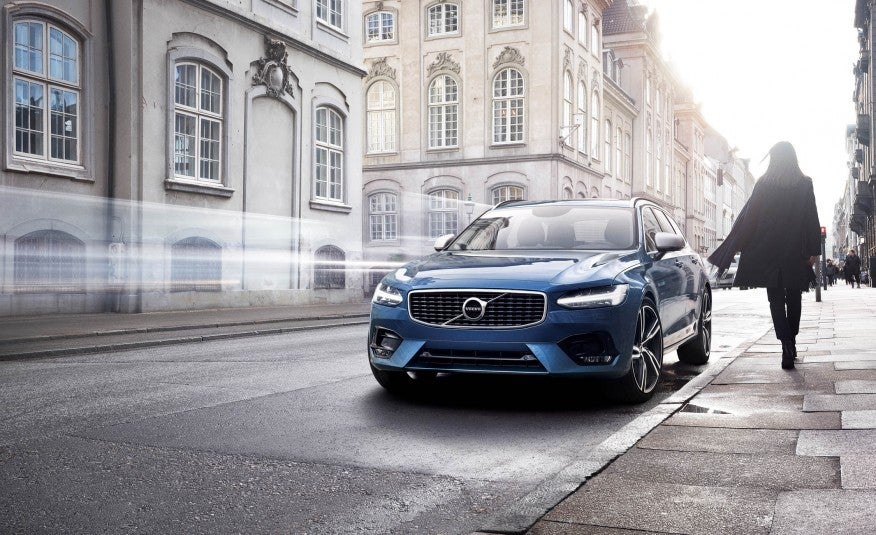 2018 Volvo S90 V90 R Design 110