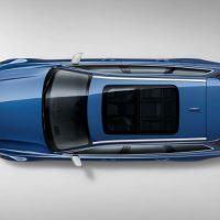 2018 Volvo V90 R-Design Overhead View