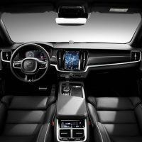 2018 Volvo S90/V90 R-Design Dashboard