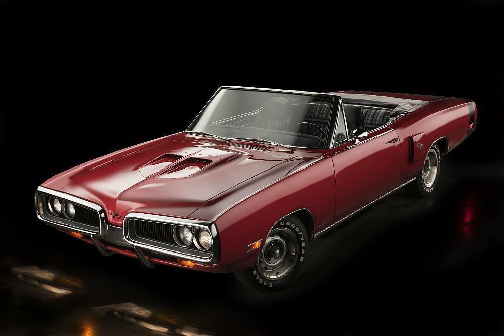 Automoblog Book Garage: Wide-Open Muscle: The Rarest Muscle Car Convertibles