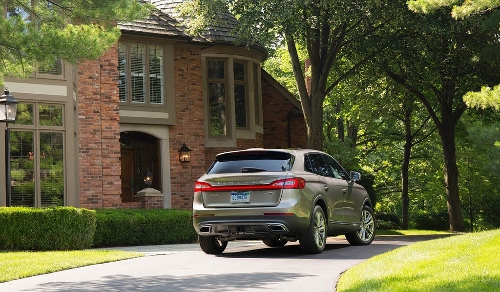 All New Lincoln MKX HR 16