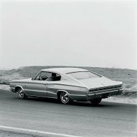 Dodge had been building cars to the muscle car formula since it introduced the 300-C in 1955, but the 1966 Charger was the first car the brand developed specifically to capture the youth market. Archives/TEN: The Enthusiast Network Magazines, LLC.
