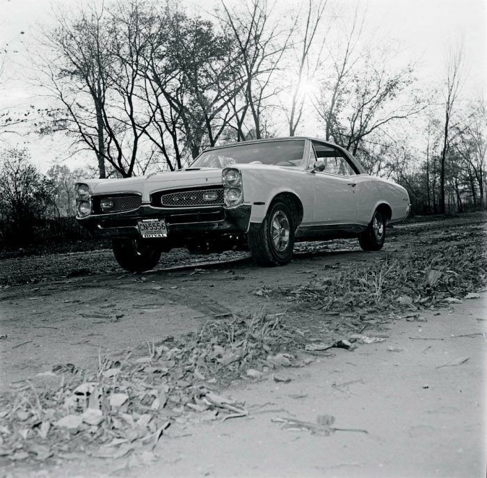 Pontiac's GTO achieved its peak popularity with the 1966-1967 body style, which was far more curvaceous and sensual than the boxy original. Archives/TEN: The Enthusiast Network Magazines, LLC.