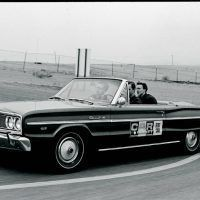 Although Chrysler intended the Hemi to be used primarily in racing, it could on occasion grace the engine bay of a pedestrian transportation unit. Archives/ TEN: The Enthusiast Network Magazines, LLC.