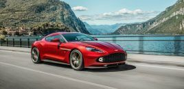 Aston Martin Vanquish Zagato Coming In Limited Quantity
