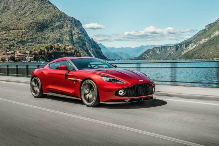 Aston Martin Vanquish Zagato 101 876x535