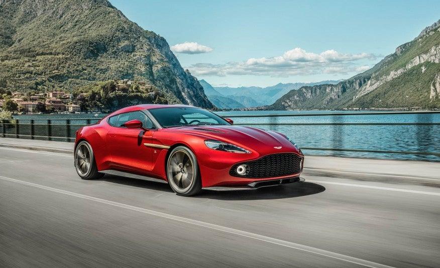 Aston Martin Vanquish Zagato Coming In Limited Quantity 16