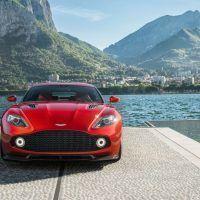 Aston Martin Vanquish Zagato Front Fascia