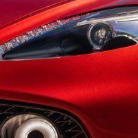 Aston Martin Vanquish Zagato Headlight