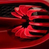 Aston Martin Vanquish Zagato Taillight