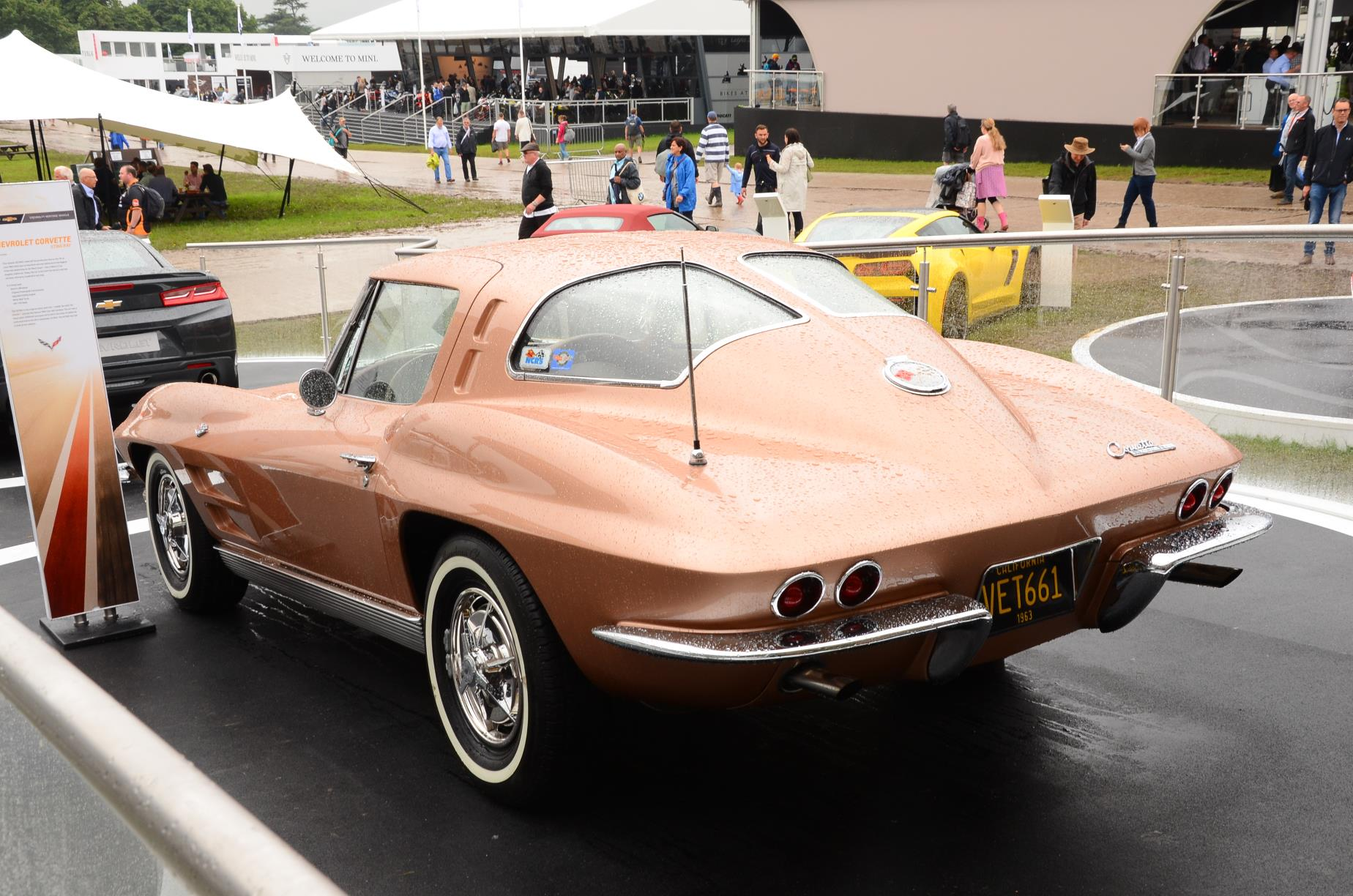 Corvette Sting Ray 2