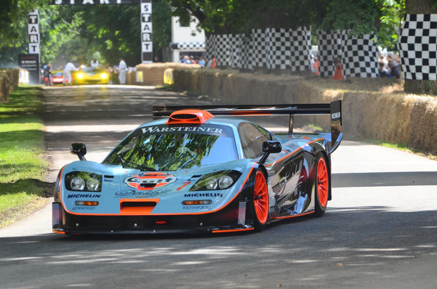 McLaren F1 GTR Longtail 3
