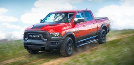 MOPAR Unveils 2016 RAM Rebel Limited Edition