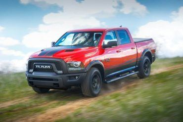 MOPAR Unveils 2016 RAM Rebel Limited Edition 27
