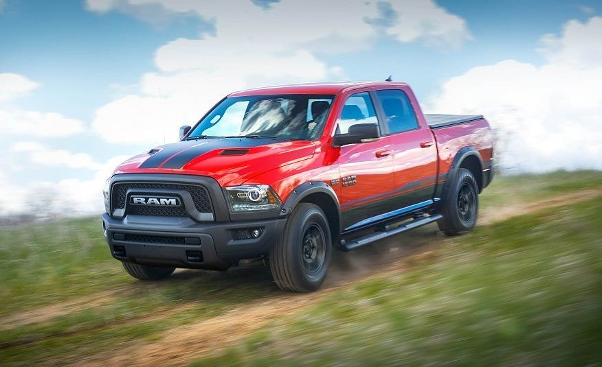 MOPAR Unveils 2016 RAM Rebel Limited Edition