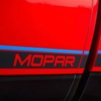 Mopar Side Stripes