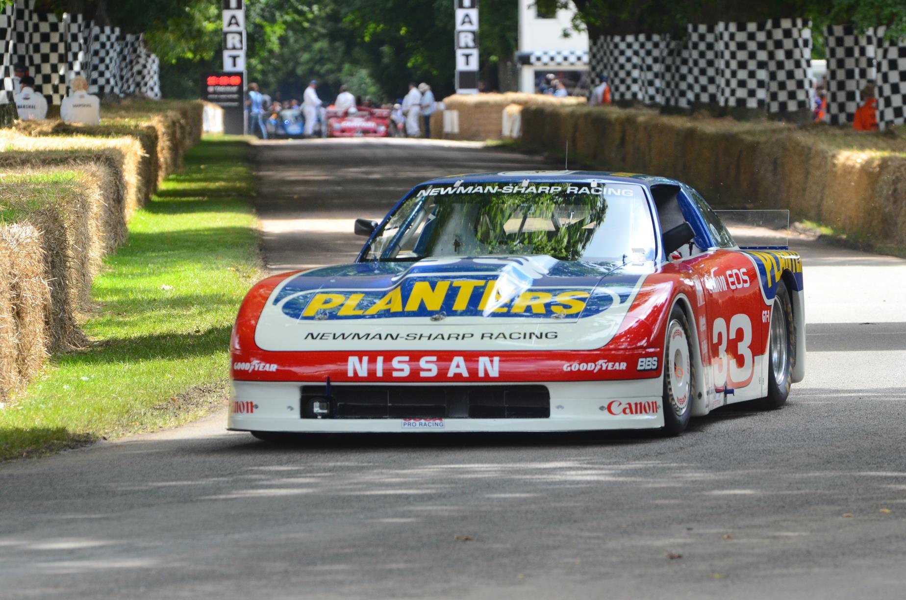 Nissan 300ZX IMSA GTO