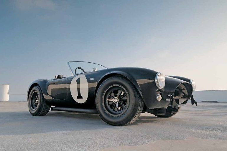 Automoblog Book Garage: Shelby Cobra: The Snake That Conquered the World 17