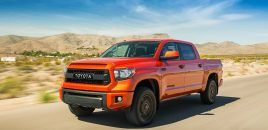 2016 Toyota Tundra TRD Pro CrewMax Review