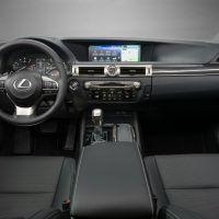 2016 Lexus GS 200t F Sport Interior Shot