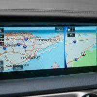2016 Lexus GS 200t F Sport Navigation Screen