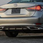 2016 Lexus GS 200t F Sport Rear