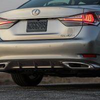 2016 Lexus GS 200t F Sport Rear