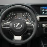 2016 Lexus GS 200t F Sport Steering Wheel