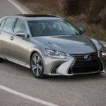 2016 Lexus GS 200t F Sport Through Curves