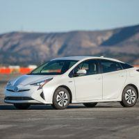 2016 toyota prius two eco review. Black Bedroom Furniture Sets. Home Design Ideas