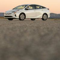 2016 Toyota Prius Two Eco Far Profile
