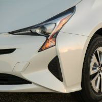 2016 Toyota Prius Two Eco Headlights